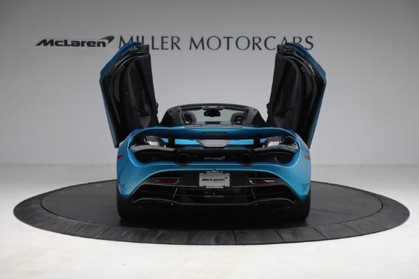 Used 2020 McLaren 720S Spider for sale $349,900 at Maserati of Westport in Westport CT 06880 16