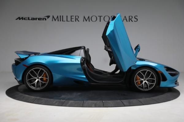 Used 2020 McLaren 720S Spider for sale $349,900 at Maserati of Westport in Westport CT 06880 18