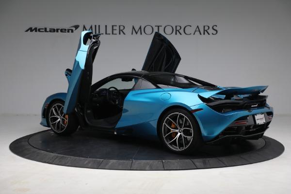 Used 2020 McLaren 720S Spider for sale $349,900 at Maserati of Westport in Westport CT 06880 24