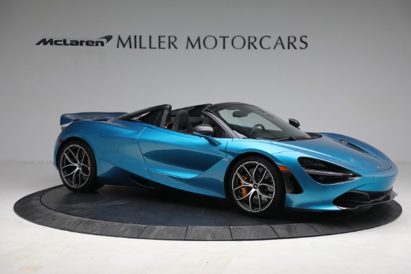 Used 2020 McLaren 720S Spider for sale $349,900 at Maserati of Westport in Westport CT 06880 9