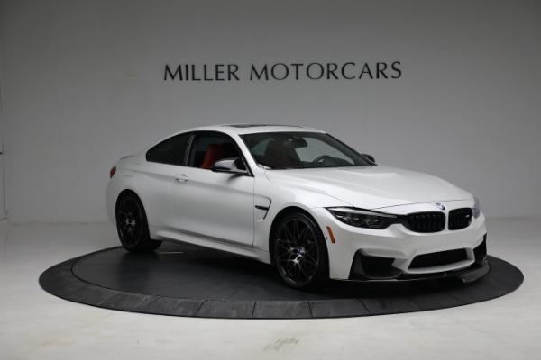 Used 2019 BMW M4 for sale $71,900 at Maserati of Westport in Westport CT 06880 10
