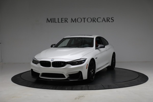 Used 2019 BMW M4 Competition for sale Call for price at Maserati of Westport in Westport CT 06880 12