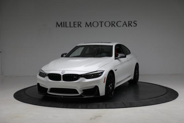 Used 2019 BMW M4 for sale $71,900 at Maserati of Westport in Westport CT 06880 12