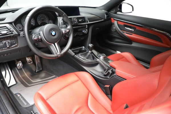 Used 2019 BMW M4 Competition for sale Call for price at Maserati of Westport in Westport CT 06880 14