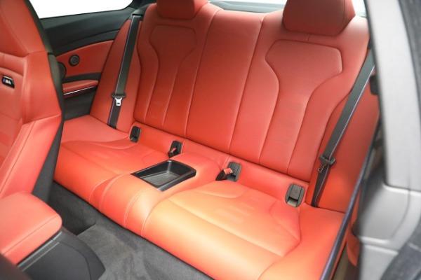 Used 2019 BMW M4 for sale $71,900 at Maserati of Westport in Westport CT 06880 18