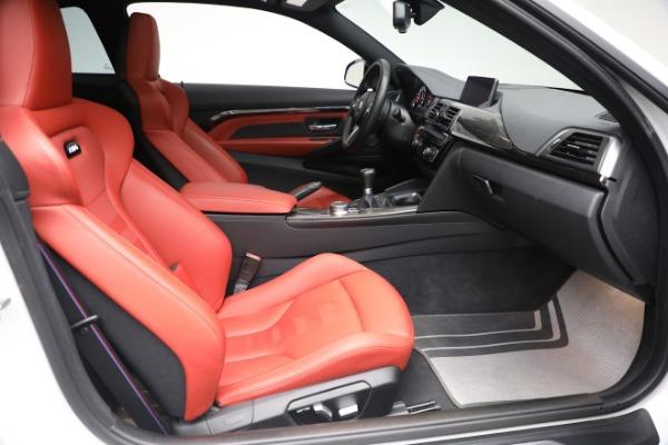 Used 2019 BMW M4 for sale $71,900 at Maserati of Westport in Westport CT 06880 20
