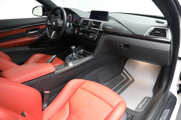 Used 2019 BMW M4 Competition for sale Call for price at Maserati of Westport in Westport CT 06880 21