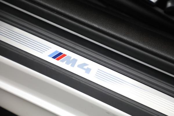 Used 2019 BMW M4 for sale $71,900 at Maserati of Westport in Westport CT 06880 26