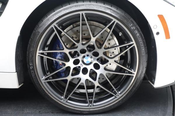 Used 2019 BMW M4 for sale $71,900 at Maserati of Westport in Westport CT 06880 28
