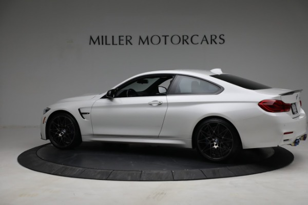 Used 2019 BMW M4 Competition for sale Call for price at Maserati of Westport in Westport CT 06880 3
