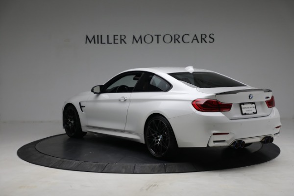 Used 2019 BMW M4 Competition for sale Call for price at Maserati of Westport in Westport CT 06880 4