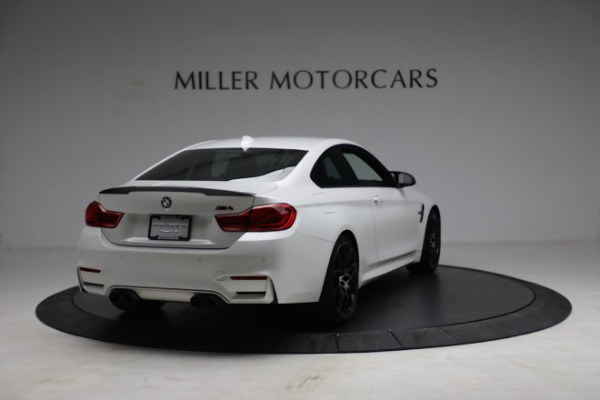 Used 2019 BMW M4 for sale $71,900 at Maserati of Westport in Westport CT 06880 6