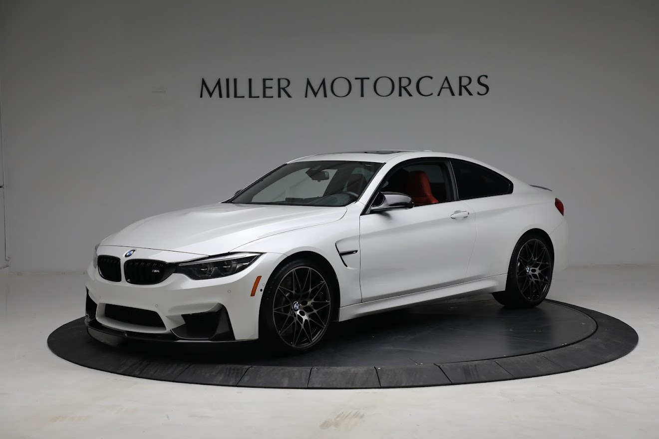 Used 2019 BMW M4 Competition for sale Call for price at Maserati of Westport in Westport CT 06880 1