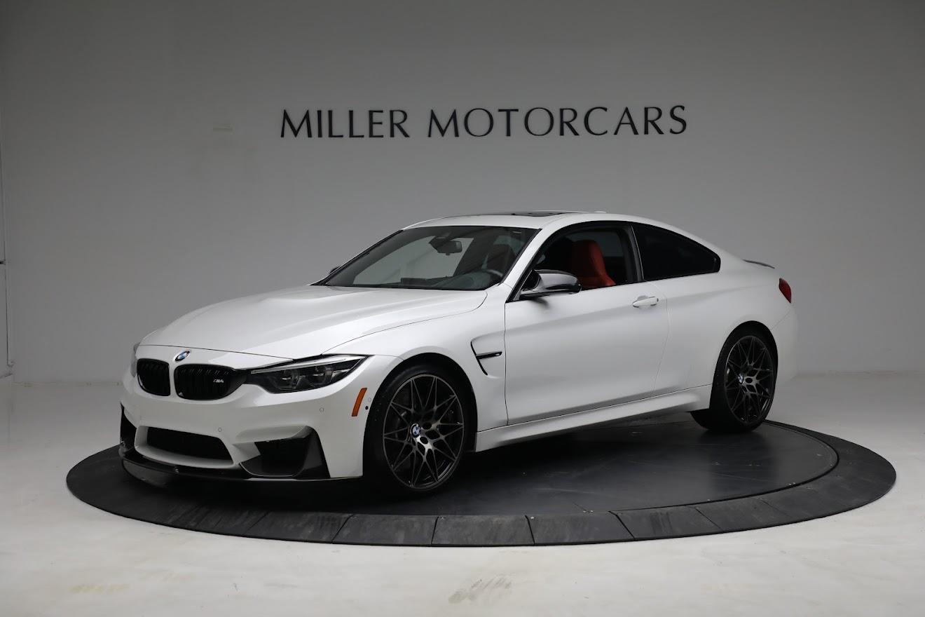 Used 2019 BMW M4 for sale $71,900 at Maserati of Westport in Westport CT 06880 1