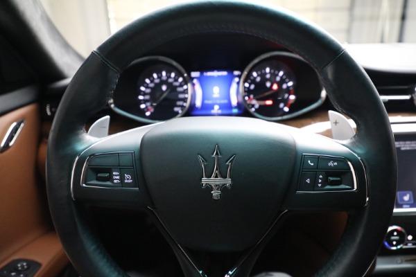 Used 2014 Maserati Quattroporte S Q4 for sale $42,900 at Maserati of Westport in Westport CT 06880 15