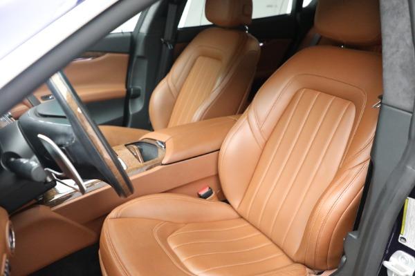 Used 2014 Maserati Quattroporte S Q4 for sale $42,900 at Maserati of Westport in Westport CT 06880 16