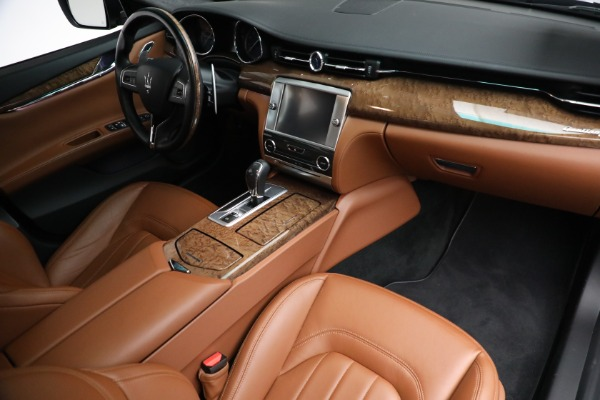 Used 2014 Maserati Quattroporte S Q4 for sale $42,900 at Maserati of Westport in Westport CT 06880 17