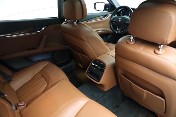 Used 2014 Maserati Quattroporte S Q4 for sale $42,900 at Maserati of Westport in Westport CT 06880 19
