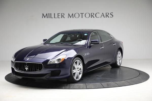 Used 2014 Maserati Quattroporte S Q4 for sale $42,900 at Maserati of Westport in Westport CT 06880 2