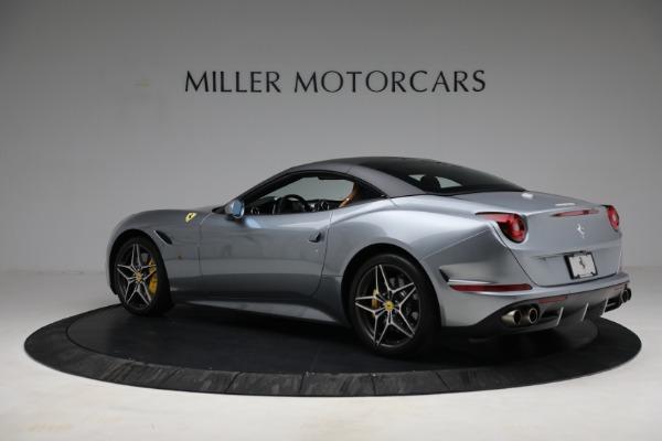 Used 2017 Ferrari California T for sale Call for price at Maserati of Westport in Westport CT 06880 16