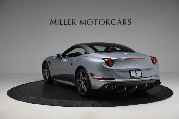 Used 2017 Ferrari California T for sale Call for price at Maserati of Westport in Westport CT 06880 17