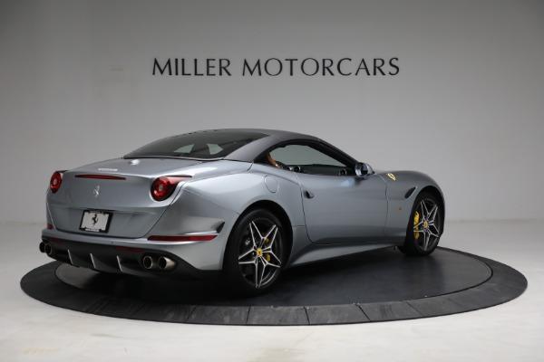 Used 2017 Ferrari California T for sale Call for price at Maserati of Westport in Westport CT 06880 20