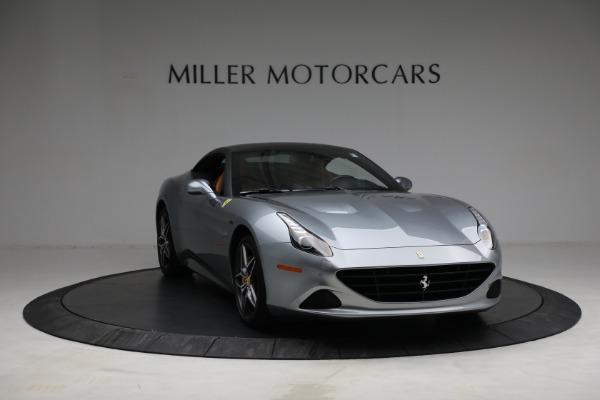 Used 2017 Ferrari California T for sale Call for price at Maserati of Westport in Westport CT 06880 23