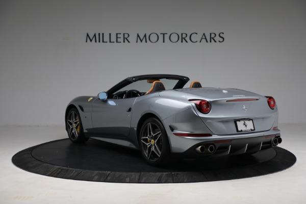 Used 2017 Ferrari California T for sale Call for price at Maserati of Westport in Westport CT 06880 5