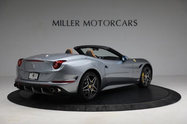 Used 2017 Ferrari California T for sale Call for price at Maserati of Westport in Westport CT 06880 8