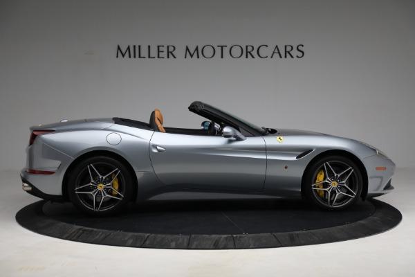 Used 2017 Ferrari California T for sale Call for price at Maserati of Westport in Westport CT 06880 9