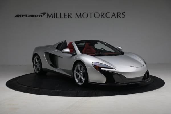Used 2015 McLaren 650S Spider for sale $179,990 at Maserati of Westport in Westport CT 06880 10