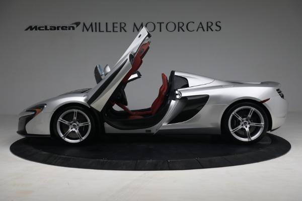 Used 2015 McLaren 650S Spider for sale $179,990 at Maserati of Westport in Westport CT 06880 14