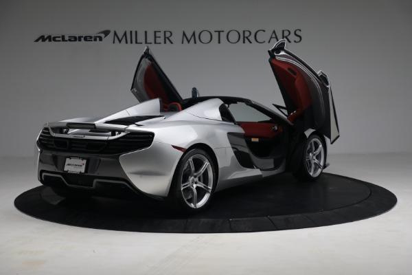 Used 2015 McLaren 650S Spider for sale $179,990 at Maserati of Westport in Westport CT 06880 17