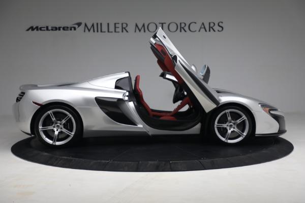 Used 2015 McLaren 650S Spider for sale $179,990 at Maserati of Westport in Westport CT 06880 18