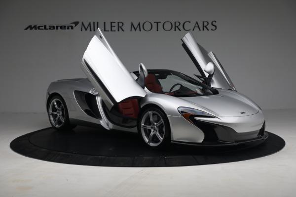 Used 2015 McLaren 650S Spider for sale $179,990 at Maserati of Westport in Westport CT 06880 19