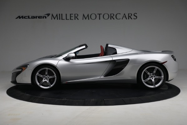 Used 2015 McLaren 650S Spider for sale $179,990 at Maserati of Westport in Westport CT 06880 2