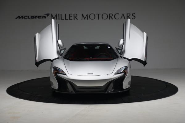 Used 2015 McLaren 650S Spider for sale $179,990 at Maserati of Westport in Westport CT 06880 21