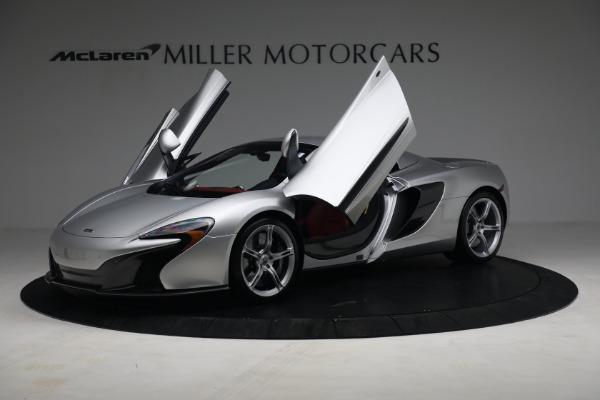 Used 2015 McLaren 650S Spider for sale $179,990 at Maserati of Westport in Westport CT 06880 22