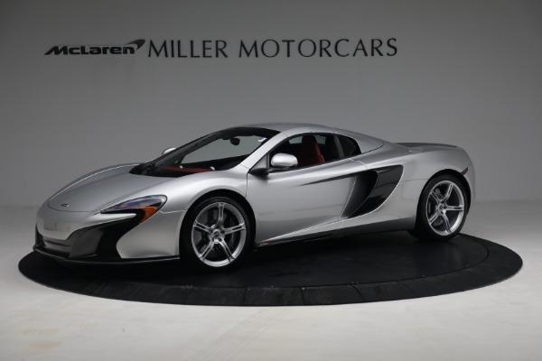 Used 2015 McLaren 650S Spider for sale $179,990 at Maserati of Westport in Westport CT 06880 26