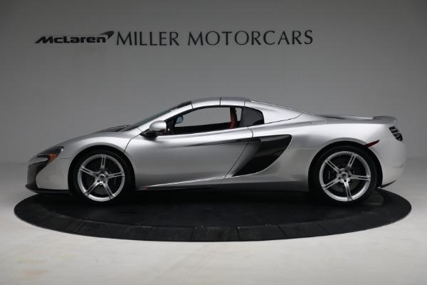 Used 2015 McLaren 650S Spider for sale $179,990 at Maserati of Westport in Westport CT 06880 27