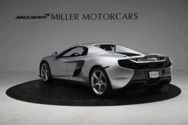 Used 2015 McLaren 650S Spider for sale $179,990 at Maserati of Westport in Westport CT 06880 28