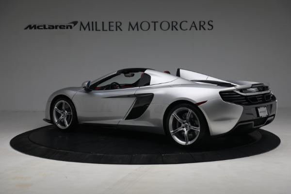 Used 2015 McLaren 650S Spider for sale $179,990 at Maserati of Westport in Westport CT 06880 3