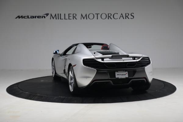 Used 2015 McLaren 650S Spider for sale $179,990 at Maserati of Westport in Westport CT 06880 4