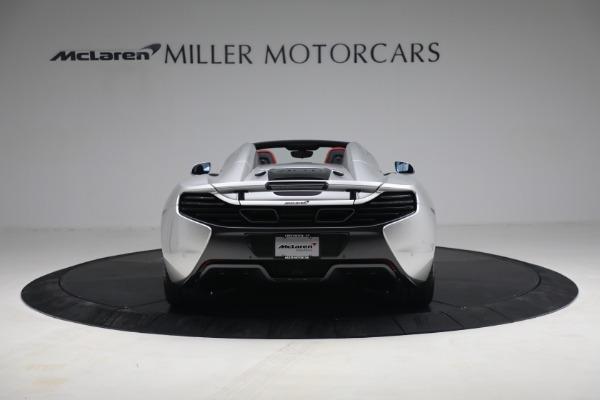 Used 2015 McLaren 650S Spider for sale $179,990 at Maserati of Westport in Westport CT 06880 5