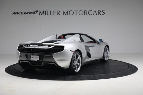 Used 2015 McLaren 650S Spider for sale $179,990 at Maserati of Westport in Westport CT 06880 6