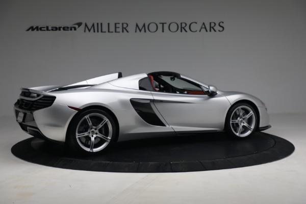 Used 2015 McLaren 650S Spider for sale $179,990 at Maserati of Westport in Westport CT 06880 7