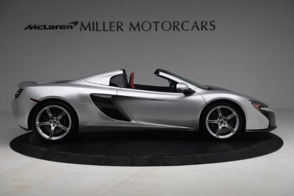 Used 2015 McLaren 650S Spider for sale $179,990 at Maserati of Westport in Westport CT 06880 8