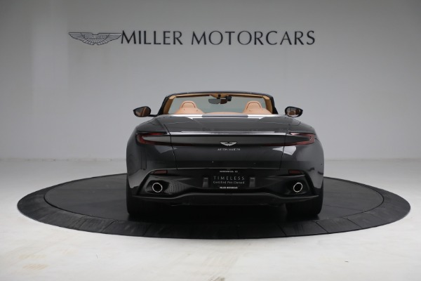 Used 2019 Aston Martin DB11 Volante for sale $212,990 at Maserati of Westport in Westport CT 06880 10