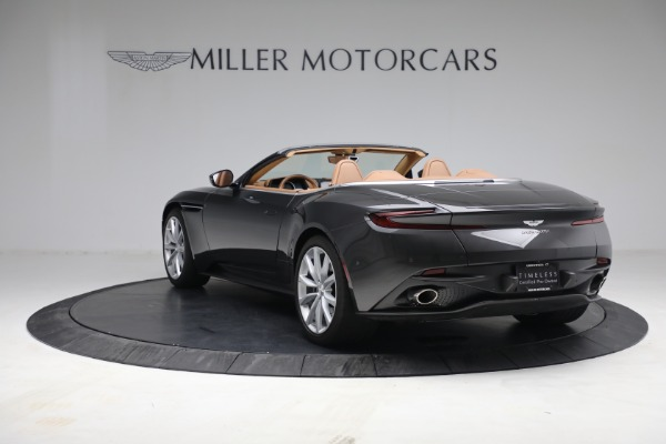 Used 2019 Aston Martin DB11 Volante for sale $212,990 at Maserati of Westport in Westport CT 06880 11