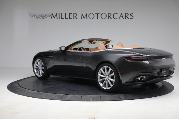 Used 2019 Aston Martin DB11 Volante for sale $212,990 at Maserati of Westport in Westport CT 06880 12